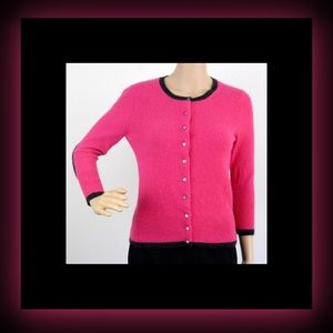 Only Mine Cashmere Cardigan